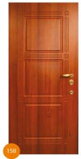 Двері броньовані одинарні 3