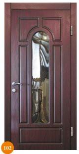 Двері броньовані одинарні 5