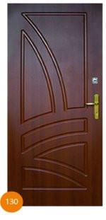 Двері броньовані одинарні 8
