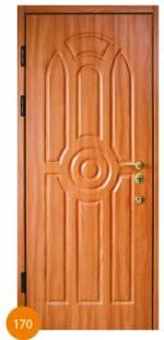 Двері броньовані одинарні 14