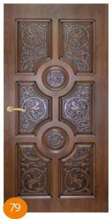 Двері броньовані одинарні 15