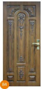 Двері броньовані одинарні 20