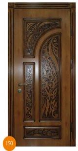 Двері броньовані одинарні 21