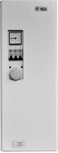 Котел Теси КОП-Э, 15 кВт /380В (трехфазный) с насосом, электрический, настенный, эконом класс,
