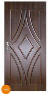 Двері броньовані одинарні 25