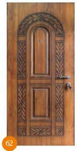 Двері броньовані одинарні 26