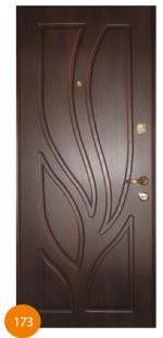 Двері броньовані одинарні 29