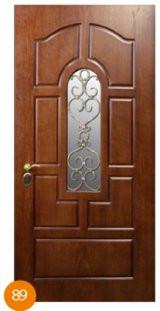 Двері броньовані одинарні 40