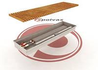 Внутрипольные конвекторы Polvax КV.PREMIUM.300.1000.90 с вентилятором
