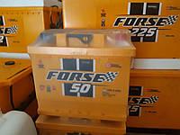 Аккумулятор Forse 6СТ-50АЗ Е 50 Ач «+» справа