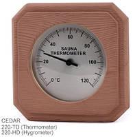 Термометр для бани и сауны 220