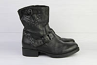 Женские кожаные ботинки Minelli, фото 1