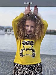 Детская туника/платье