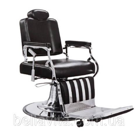 Крісло перукарське чоловіче Franklin, фото 2