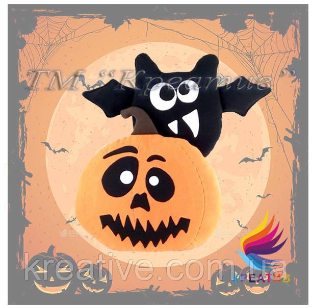 Подушки на Хэллоуин оптом с Вашим логотипом (от 100 шт)
