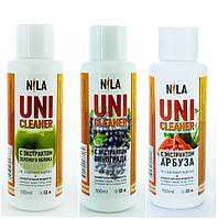 NILA UNI-CLEANER - универсальный ремувер для снятия ногтей - очиститель, 100 МЛ