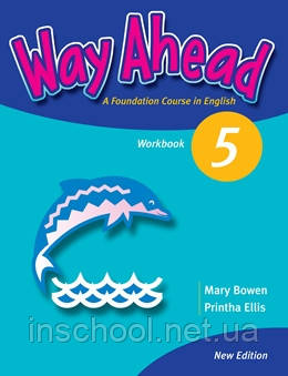 Way Ahead 5 Workbook ISBN: 9781405059190, фото 2