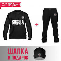 Мужской костюм Russia с шапкой