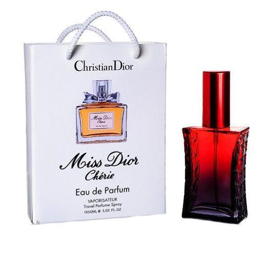 Christian Dior Miss Dior Cherie - Travel Perfume 50ml