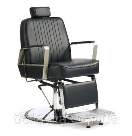Парикмахерское мужское кресло Karlos, фото 2
