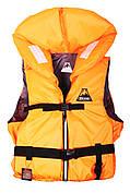 Спасательный жилет с воротником Vulkan Neon orange Junior (30-40 кг)