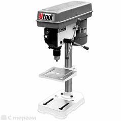 Сверлильный станок с тисками Utool UDP-10М