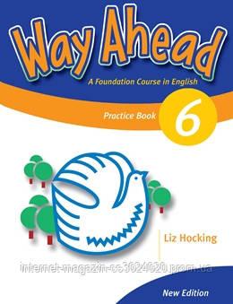Way Ahead 6 Practice Book ISBN: 9781405059299