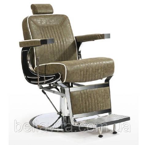 Парикмахерское мужское кресло Boston, фото 2