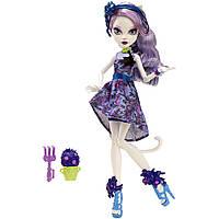 Кукла Monster High Кэтрин де Мяу Мрак и Цветение - Gloom 'n Bloom Catrine DeMew