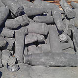 Бой графита, лом, отходы графита, фото 2
