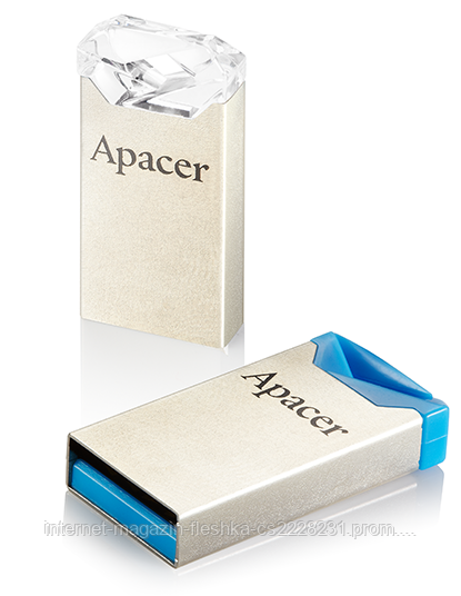USB флешка  Apacer AH111 32GB Blue