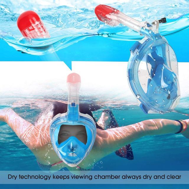 маска для підводного плавання