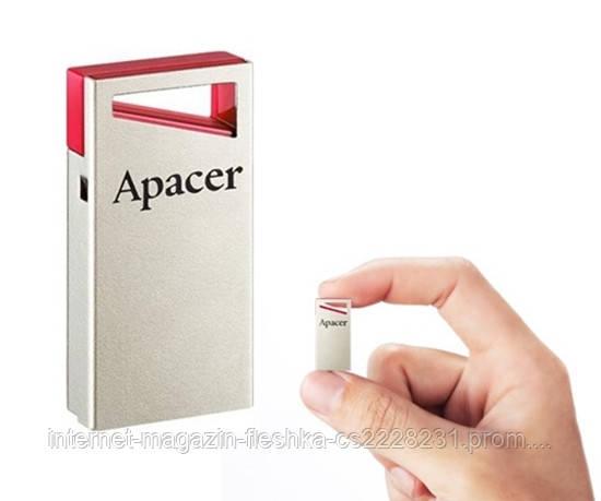 USB-флешка  Apacer AH112 32GB red