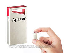 USB-флешка  Apacer AH112 32GB red