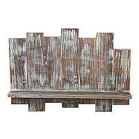 Деревянная ключница, фото 1