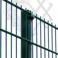 """Забор (огорожа)  для спортивних  майданчиків """"ТЕХНА СПОРТ"""" H-1030mm x L-2500mm D-5х4х5 mm"""