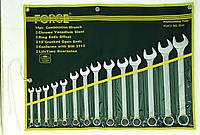 Набор ключей комбинированных 14пр. (10-32 мм.) FORCE 5141