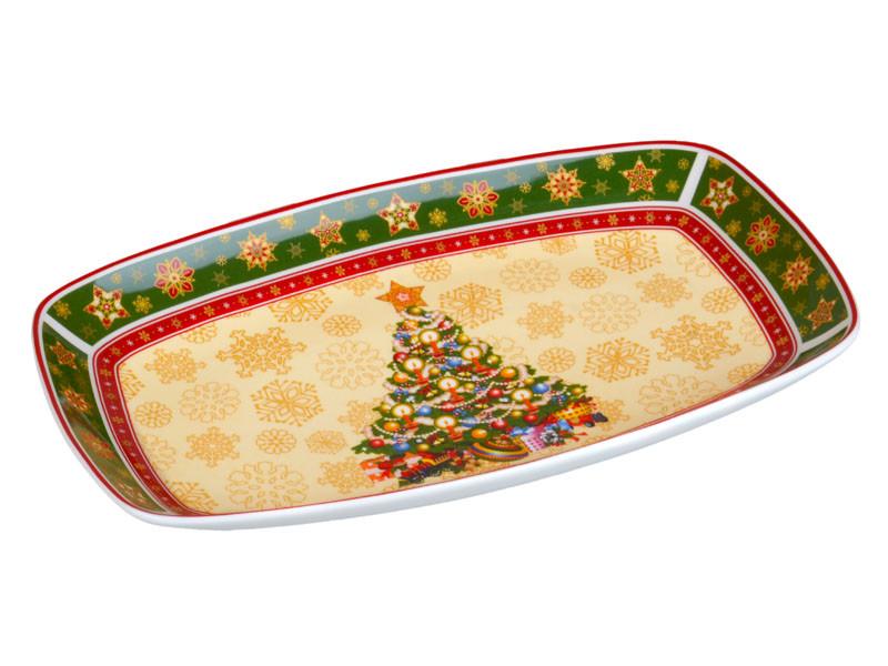 "Блюдо ""Christmas collection"" 30 см, Lefard, 986-018"