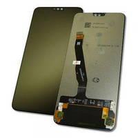 Дисплей Huawei Honor 8X  с тачскрином черный Оригинал