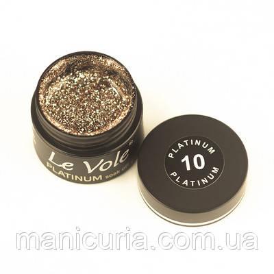 Гель Le Vole Platinum Gel 10, 7 мл