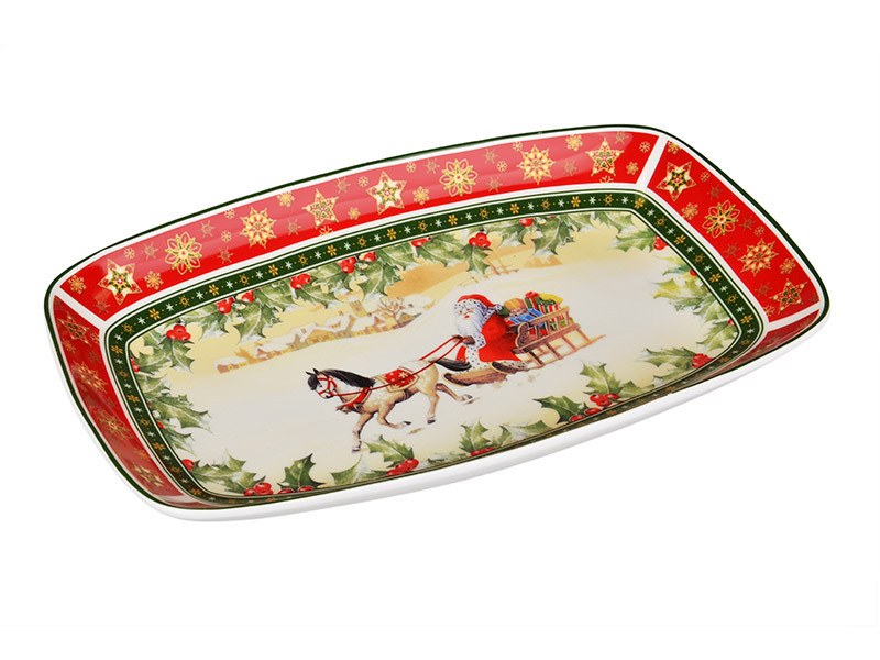 "Блюдо ""Christmas collection"" 22*35 см, Lefard, 986-032"