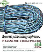 Шнур плетенный с сердечником, 5мм, 200м