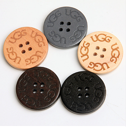 UGG Buttons Шоколад (.)