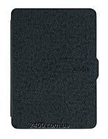 """Обложка - чехол для электронной книги Amazon Kindle Paperwhite 1, 2 E-reader 6"""" полиуретановая Черная"""