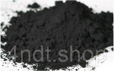 Порошок магнітний чорний, для керосино-масляних суспезій
