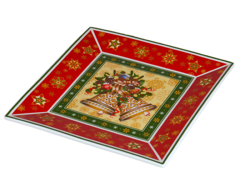 "Блюдо ""Christmas collection"" 22*22 см, Lefard, 986-011"