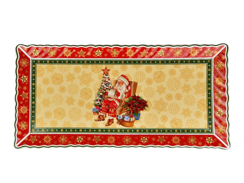 "Блюдо ""Christmas collection"" 37*18 см, Lefard, 986-015"