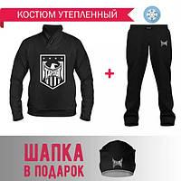 GlobusPioner Мужской спортивный утепленный Костюм TAPOUT (43545,22322,22322) 69682