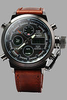 Армейские наручные часы AMST в стиле