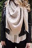 Женский шарф палантин с логотипом Louis Vuitton много цвеов, фото 4